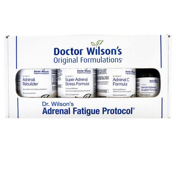 Adrenal Fatigue Protocol