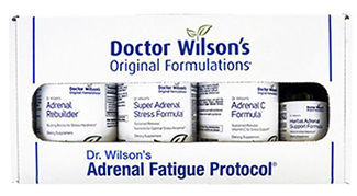 Dr. Wilson's Adrenal Fatigue Protocol