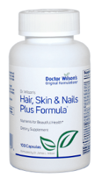 Hair Skin and Nails Plus Formula