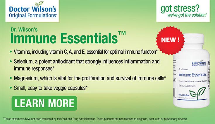 Dr. Wilson's Immune Essentials